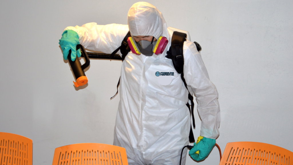 Phoenix AZ Covid 19 Disinfection Service for homes and business offices