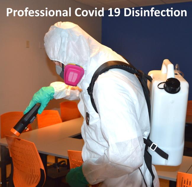 Phoenix AZ Covid 19 Disinfection Service